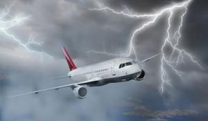 avion-foudroye