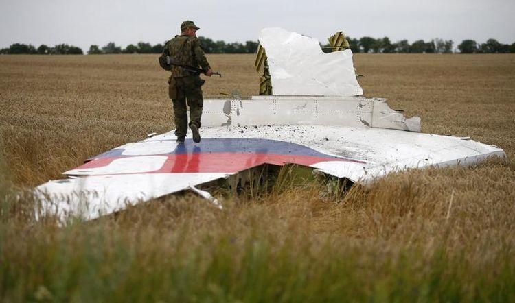 Crash de l'avion Malaysia-Ukraine
