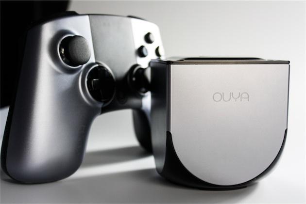 La console Ouya, un des projets les mieux financés de Kickstarter avec une récolte de 8,5 millions de dollars.